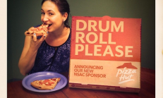 Pizza Hut is the 2015 NSAC Sponsor