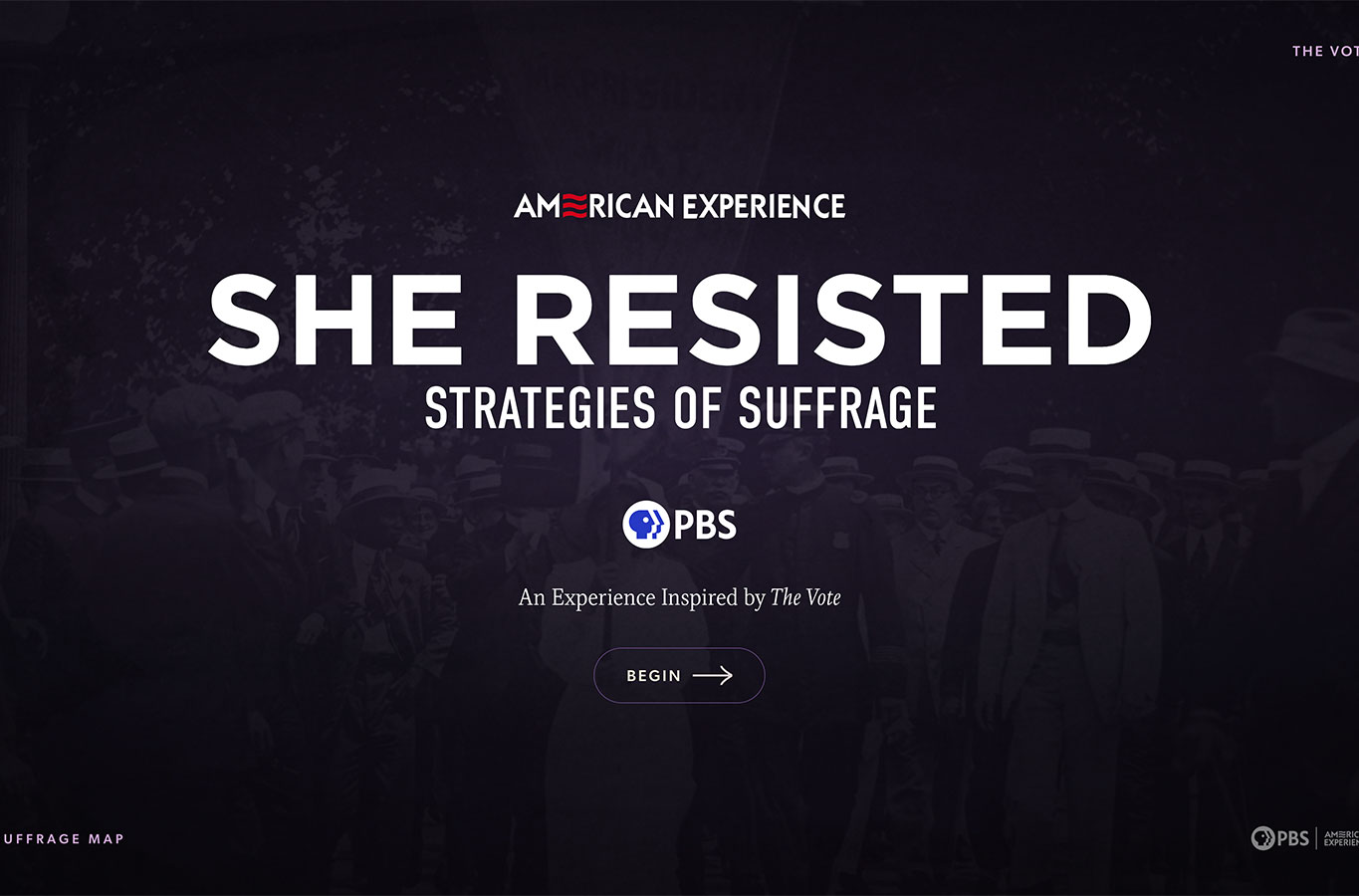 American Experience- She Resisted