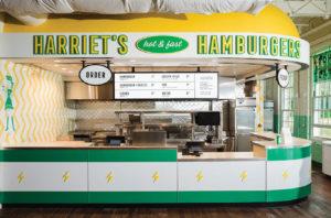 Harriet's Hamburgers